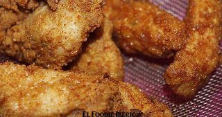 Chicken fingers o deditos de pollo caseros